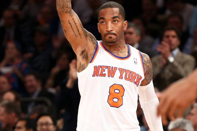 Odds  Ends: J.R. Smith, Celtics, Davis, Jack