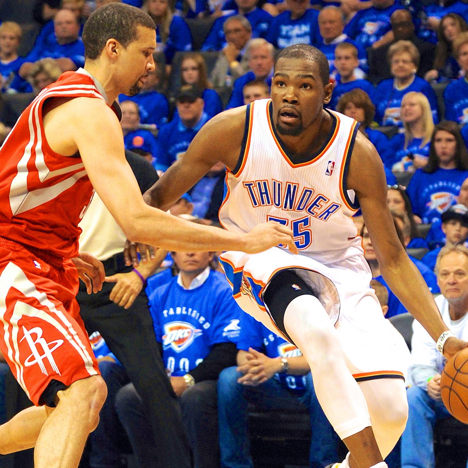 OKC Thunder Vs. Houston Rockets: Game 4 Preview, Schedule