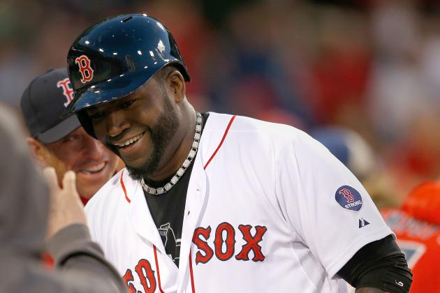 How David Ortiz Is Acting More Like Red Sox Great Ted Williams Than Ever
