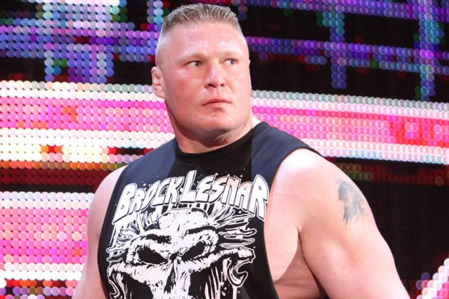 WWE Extreme Rules 2013: Triple H vs. Brock Lesnar Won't Connect with Fans