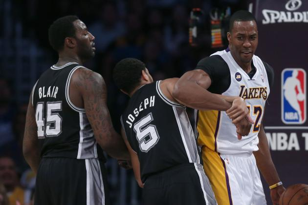 Los Angeles Lakers Would Be Better off Without  Dwight Howard