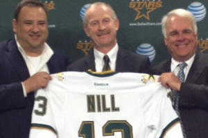 Stars Officially Name Nill as GM