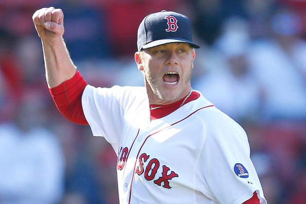Are the 2013 Boston Red Sox Dominant Enough to Chase Down 100 Wins?