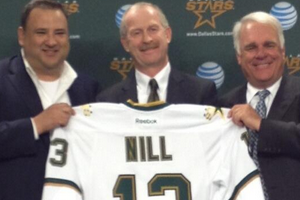 Dallas Stars Name Jim Nill General Manager