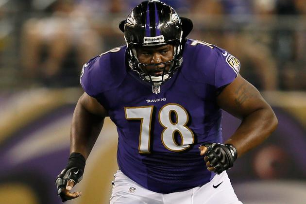 Bryant McKinnie Visiting Dolphins, Taking Physical Today, No Deal Yet