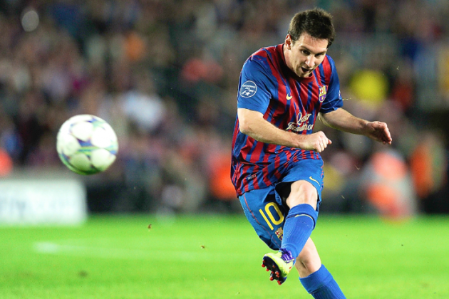 What Is It Really Like to Defend Against Lionel Messi?