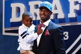 Darius Slay Juggled Fatherhood, School En Route to Draft