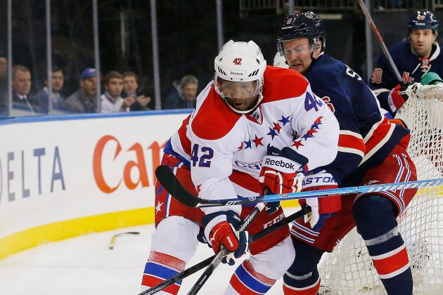 Joel Ward Hopes to Be Ready for Game 1 vs. Rangers