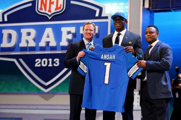 Lions Rookies Had Better Play Right Away