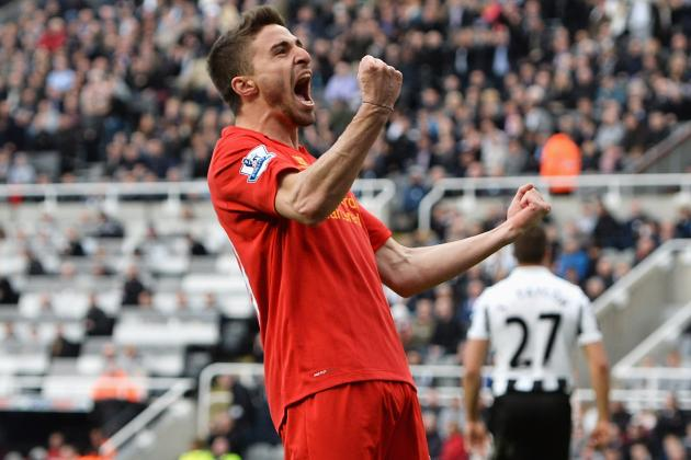 Fabio Borini Looks to Fill Luis Suarez Void for Liverpool