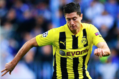 Robert Lewandowski: How Would the Forward Fit into Manchester United's Tactics?