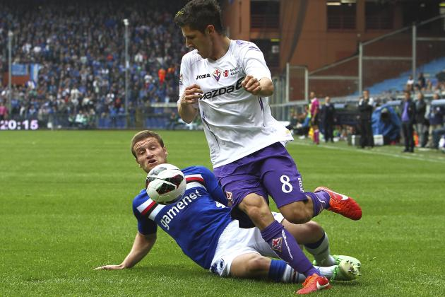 Stevan Jovetic and Giuseppe Rossi: The Next Great Serie A Strike Partnership?