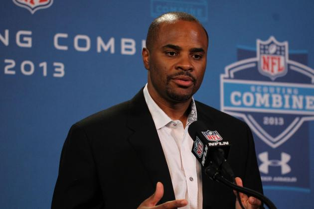 GM Smith Sees Texans' Picks as Starter Material