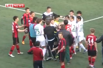 Linesman Banned for Life for Attack