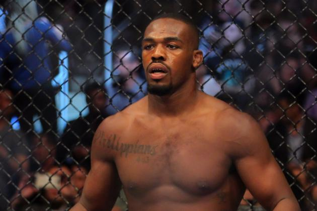 Pros React to Jones vs. Sonnen, Bisping vs. Belcher, & More