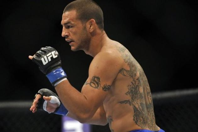 UFC 159 Aftermath: Cub Swanson Thinks MMA Gloves Are 'Crap'