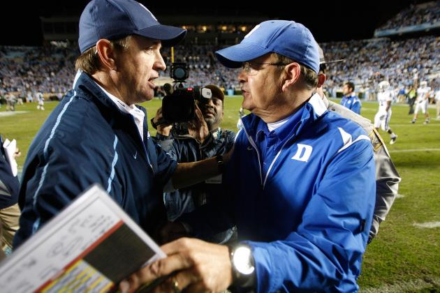 Duke's David Cutcliffe Speaks on His Team, Recruiting, NCAA, More