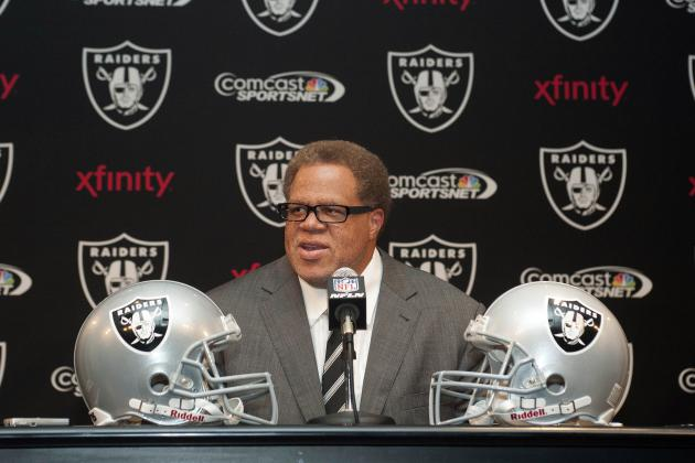 McKenzie's 2013 Draft a First Step Towards Raiders' Return to Relevance