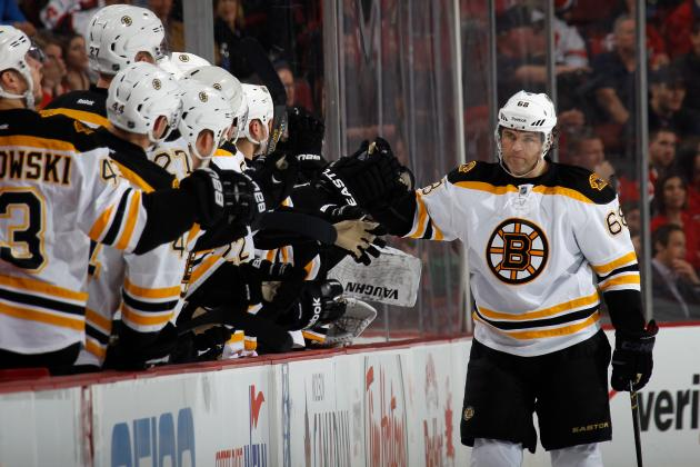 Chara Has Full Confidence in Struggling Bruins