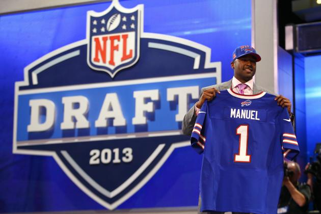 2013 NFL Draft Grades: Worst Picks in First Round