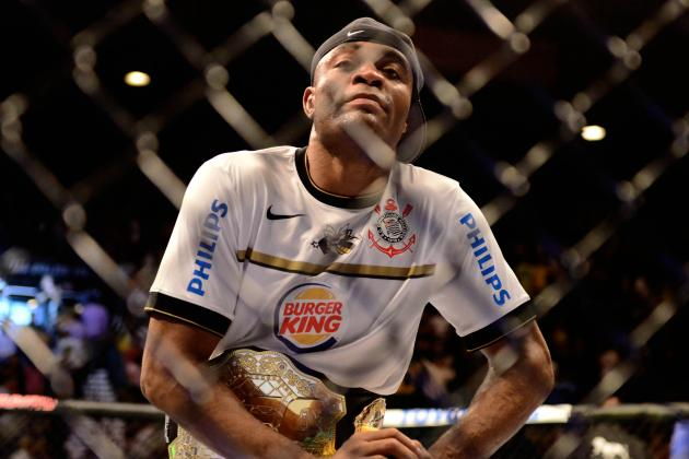 Jones Thinks Silva Is the Top Pound-for-Pound Fighter in the World