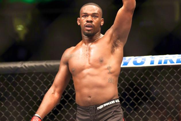 UFC 159 Notebook: Jones Assumes Top Spot, Bisping Can't Get over the Hump