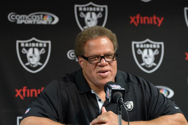 Wait Finally Ends for Wilson as Raiders Select Him in Fourth Round