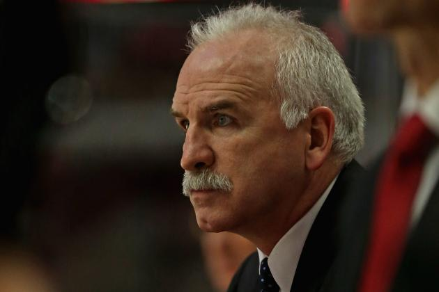 Joel Quenneville Defends Decision to Rest Numerous Regulars in Finale