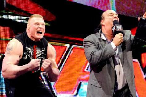 WWE Extreme Rules 2013: How Long Will Brock Lesnar Be Gone After This Show?