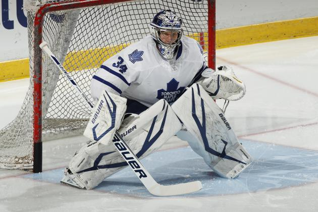 Young Maple Leafs Goalies 'Enthused' for Playoffs