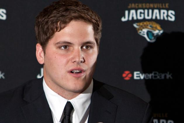 Luke Joeckel Talks NFL Draft, Johnny Football and Why He 'Wanted First Pick'