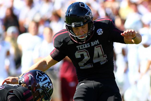 A&M's Bertolet Should Have More Fun as Sophomore
