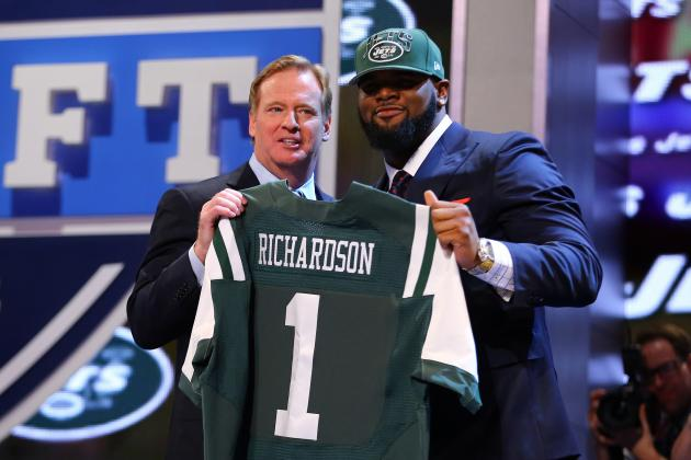 Draft Pick Sheldon Richardson Has Long History of Versatility