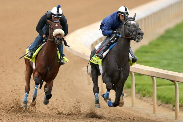 Kentucky Derby Odds: Assessing Every Horse's Chances of Winning