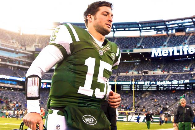 Why Tim Tebow's Release from the New York Jets Is Best for Both Parties