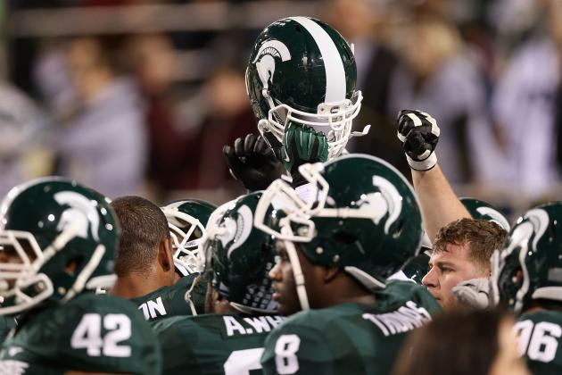 Michigan State Plans to Keep '16 Games Against Alabama, Notre Dame