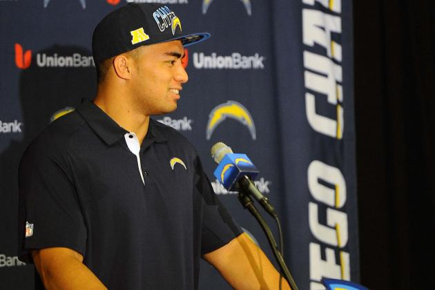 ESPN Rates Chargers as Draft's Big Winner
