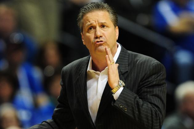 UK Basketball Notebook: Calipari Rejects Offer to Play in Maui