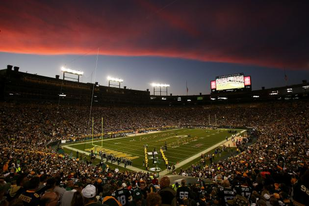 Wisconsin Reportedly Looking at Lambeau Field Game Against LSU