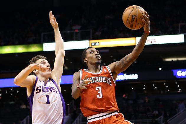 Brandon Jennings Vows Free Agent Strategy After Slumping out of Playoffs