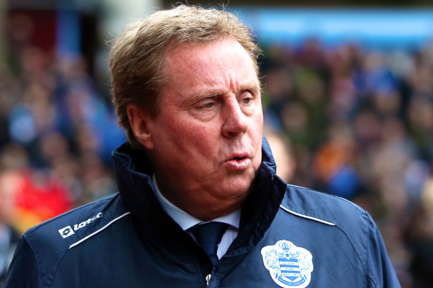 Redknapp Will Not Leave Queens Park Rangers, Says Chairman Tony Fernandes