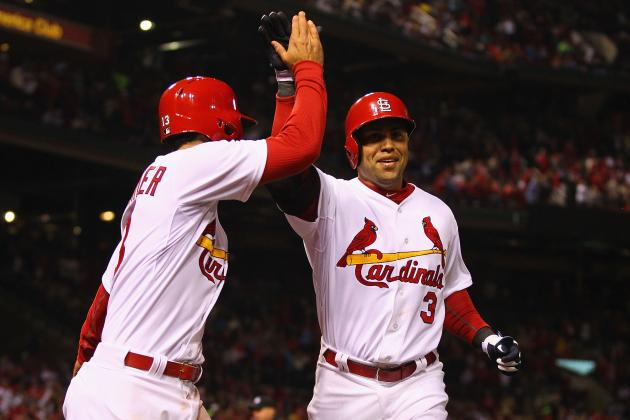 Beltran out Tonight vs. Reds; Craig in RF