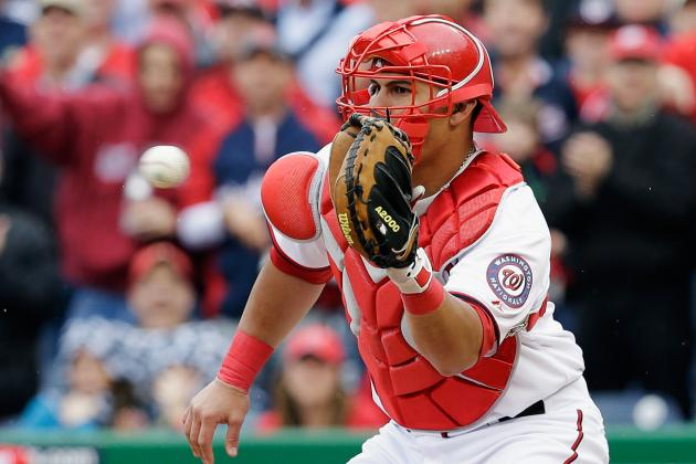 Nats Reinstate Ramos off DL, Option Solano
