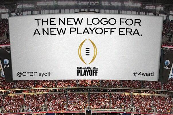 Photo: CFB Playoff Picks New Logo
