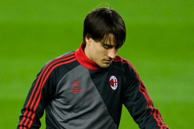 AC Milan Handed Bojan Injury Blow