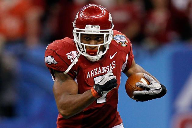 Former Razorbacks Slide on Draft's Final Day