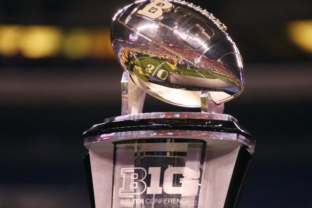 Six Big Ten College Football Games for Prime Time Telecasts in 2013