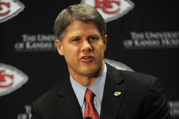 Clark Hunt: Chiefs Would Have Liked No. 1 Pick Last Year