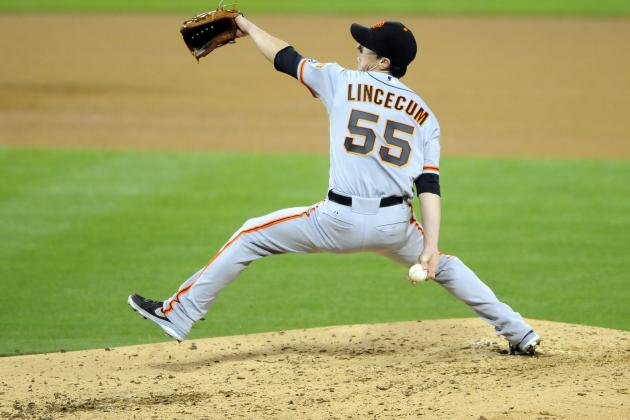 Lincecum's Trouble with the Fastball