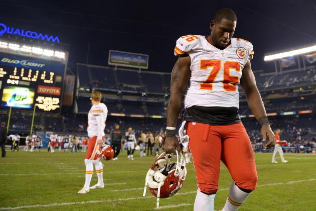 Chiefs Looking to Deal Branden Albert for 2014 Draft Pick